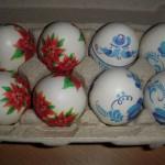 Яйца, полученные в результате